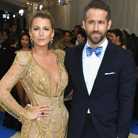 Blake Lively und Ryan Reynolds