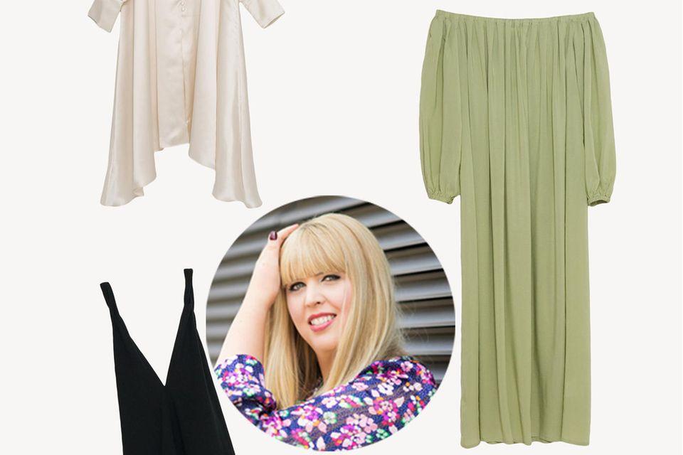 Hosen sind für Fashion-Director Nane ein Fremdwort - sie trägt lieber Kleider und testet sich für die Fashion Must-haves durch die Kollektion von Aylin Koenig.