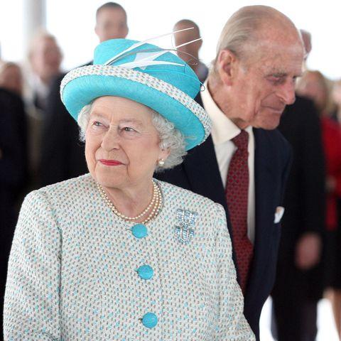 Queen Elizabeth + Prinz Philip