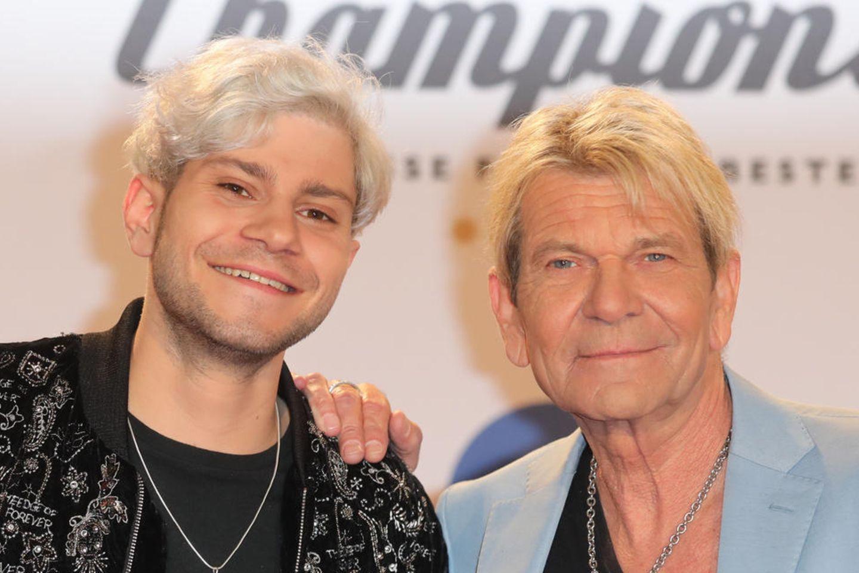 Julian und Matthias Reim