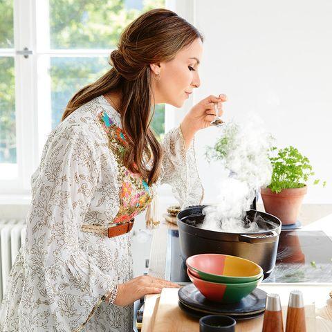 Sila Sahin kocht für ihren Liebsten