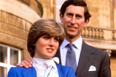 Prinz Charles + Lady Diana Spencer