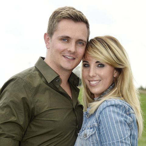 Tim Sandt und Annemarie EIlfeld