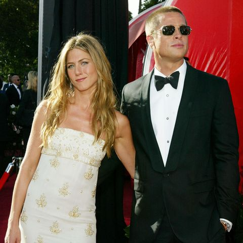 Jennifer Aniston, Brad Pitt