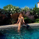 25. Juli 2020  RTL-Moderatorin Frauke Ludowig genießt die Sonne im französischen Béziers sichtlich. Ihre Füße halte sie lieber unter Wasser, schreibt Frauke zu dem Foto von sich am Pool. Welchen Wirbel es zuvor gegeben hat, lesen Sie hier.
