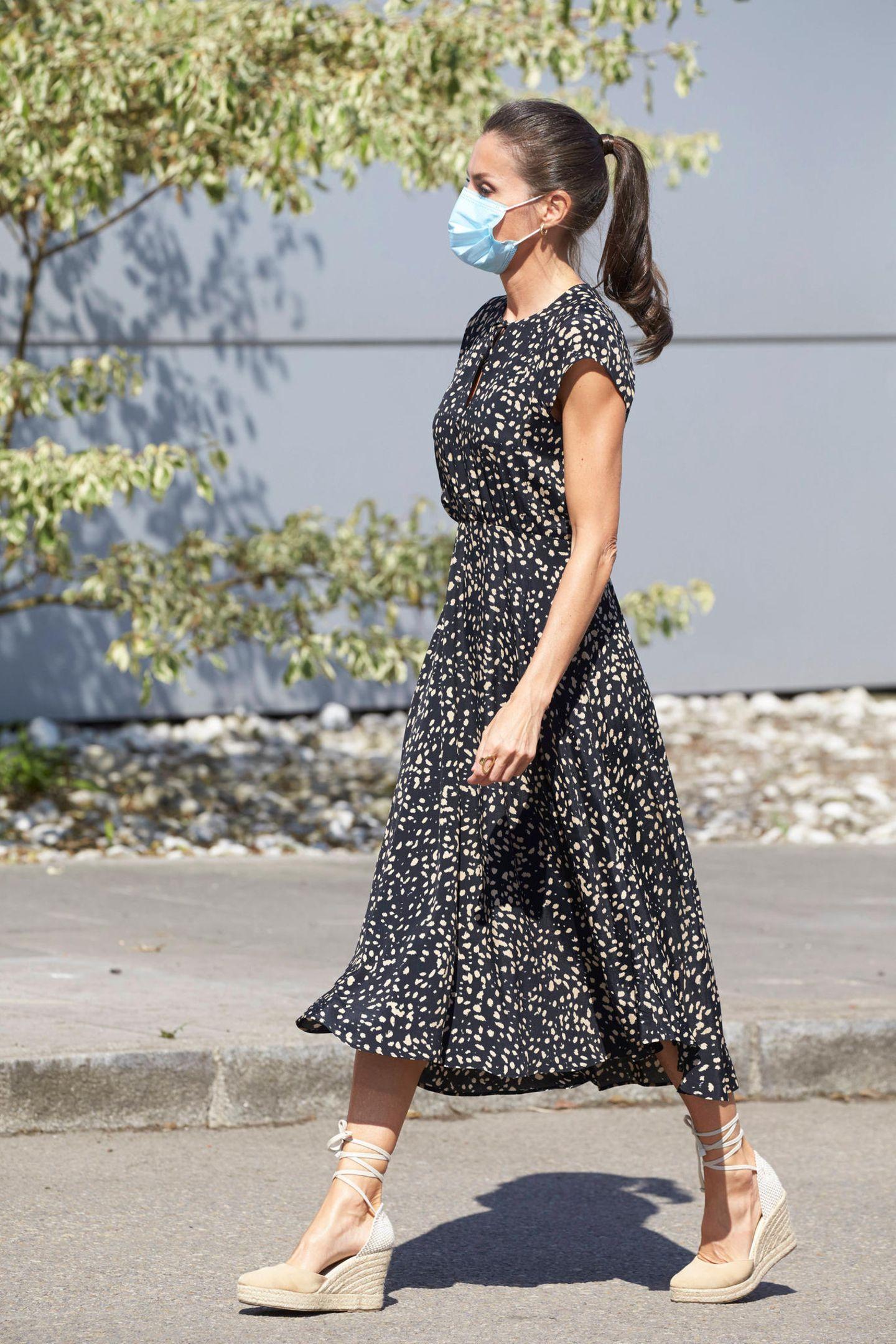 königin letizia: ihre schönsten kleider in bildern | gala.de