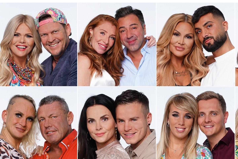 """Die Kandidaten von """"Das Sommerhaus der Stars"""" 2020"""