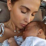 2. August 2020  Seit zwei Monaten versüßt Baby Rome das Leben von Ann-Kathrin und Mario Götze. Auf Instagram teilt die glückliche Mama ein niedliches Kuschelfoto mit ihrem kleinen Mann.