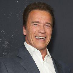 Arnold Schwarzenegger -30. Juli 1947