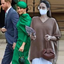 Herzogin Meghan, Angelina Jolie