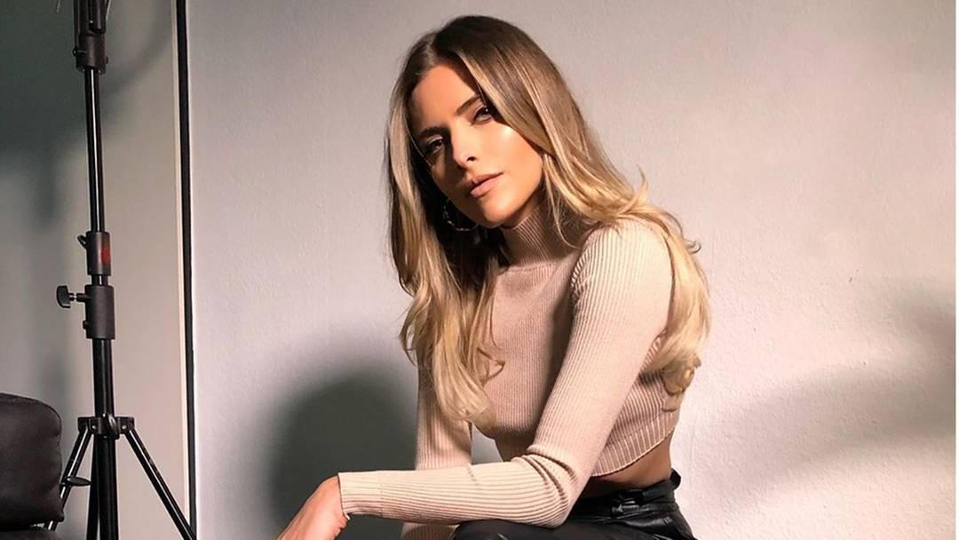 News-Video: Sophia Thomalla überrascht mit neuer Haarfarbe