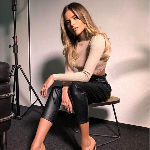 Sophia Thomalla: Neuer Look, neue Haarfarbe