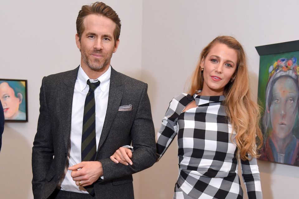 Ryan Reynolds und Blake Lively