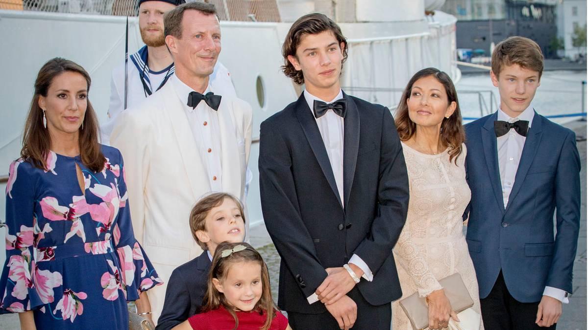 Prinz Joachim: Seine Familie meldet sich erstmals nach der Not-OP