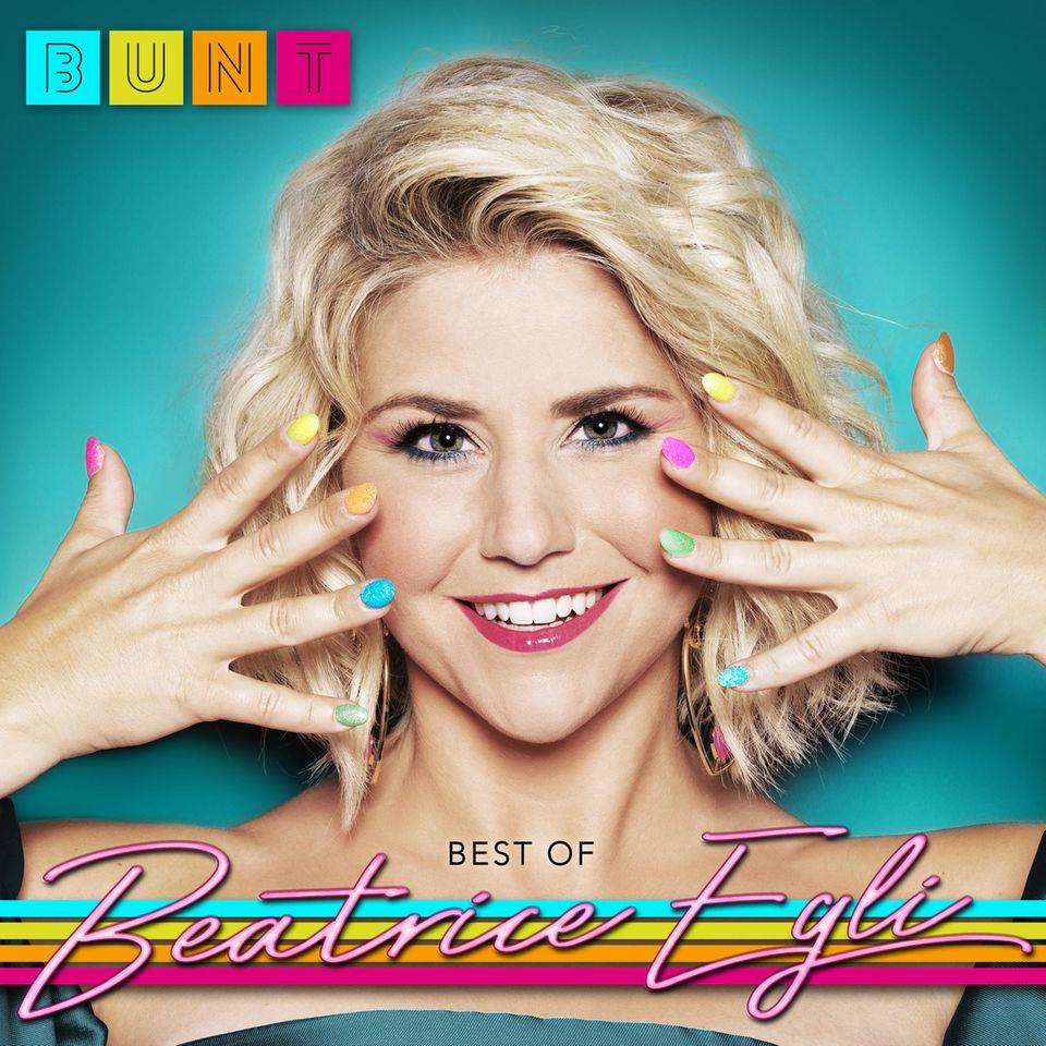 """Beatrice Eglis siebtes Album """"Bunt"""" ist seit dem 14. August im Handel erhältlich."""
