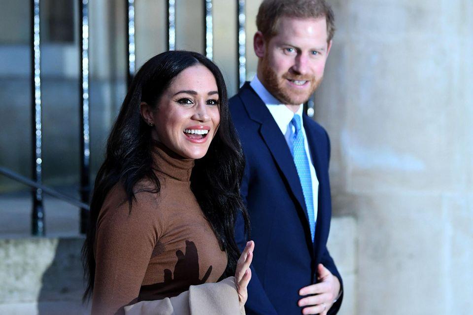 Der Herzog und die Herzogin von Sussex