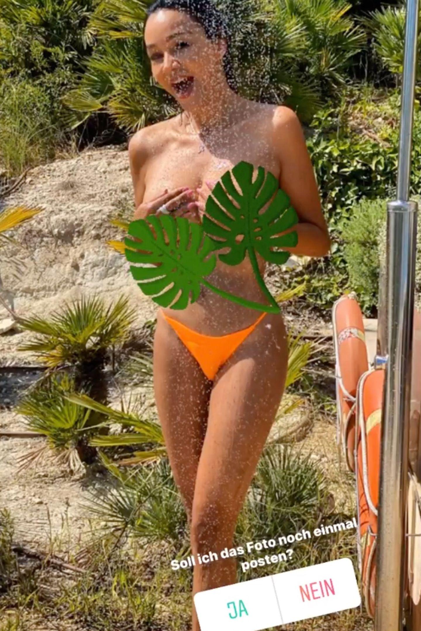 Sabrina Mockenhaupt  nackt