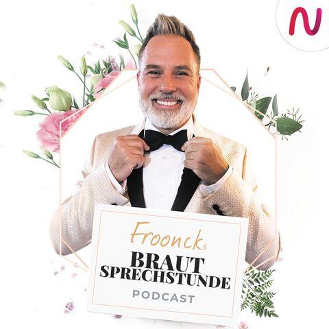 """In Frooncks Podcast """"Brautsprechstunde""""wird Bräuten in allen Altersgruppen Rede und Antwort gestanden"""