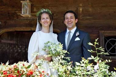 Prinzessin Sofia zu Sayn-Wittgenstein-Sayn + Archia Akhavan-Kharazian