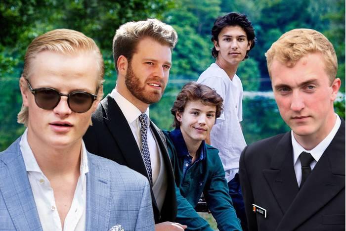 Royale Jungesellen
