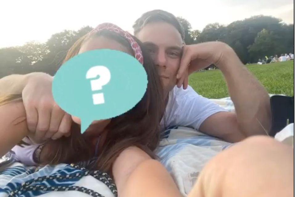 Sebastian Preuss gesteht auf Instagram, dass es eine neue Frau in seinem Leben gibt.