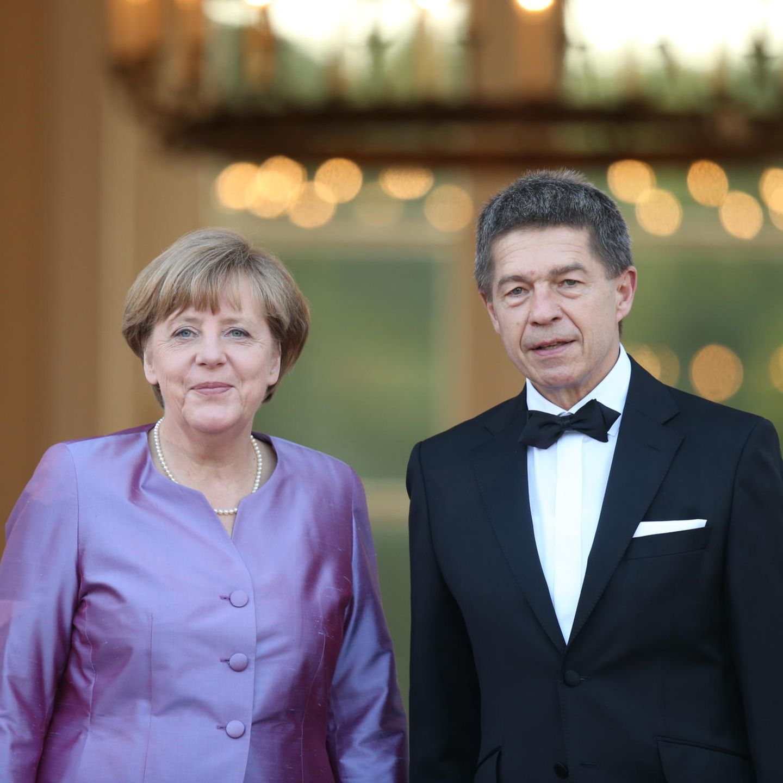 Getrennt ehemann angela merkel Angela Merkels