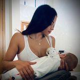 Für Jenna Dewan ist das Stillen eine unglaubliche Erfahrung. Doch auch beim zweiten Kind, Sohn Callum wurde Anfang März 2020 geboren, ist es für die Schauspielerin immer noch eine Herausforderung. Und dafür tauscht sieüber eine App mit anderen Müttern Tipps aus, mit vernetztem Wissen kommen schließlich alle weiter.