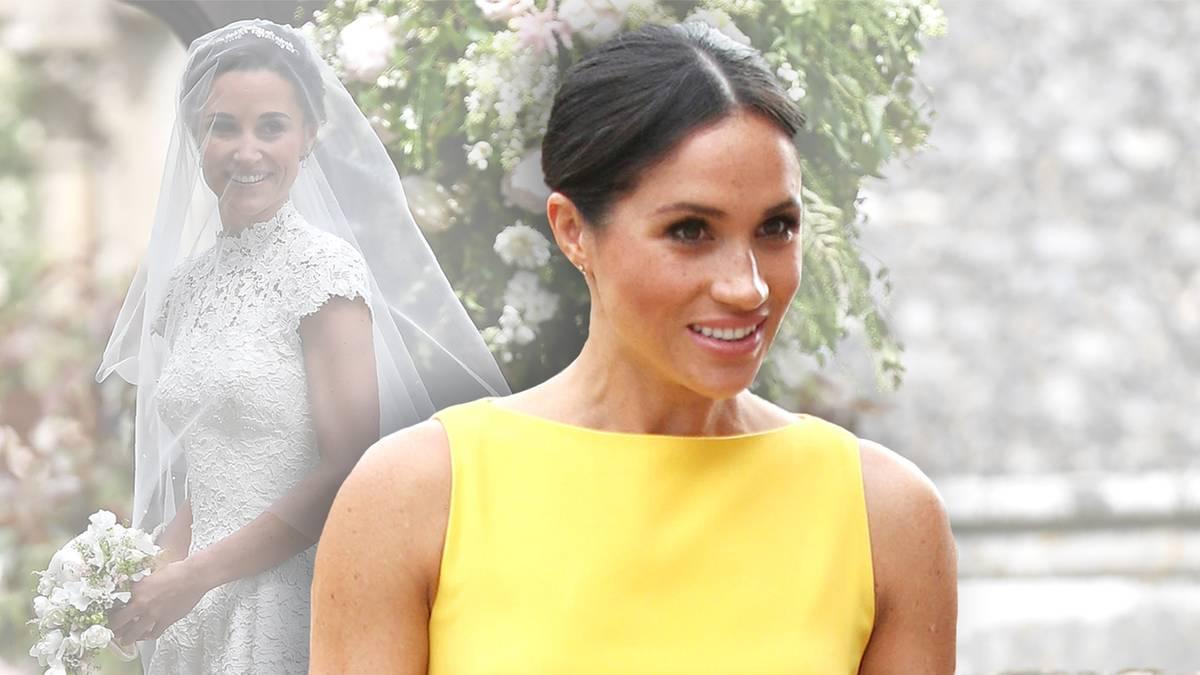 Royals: Warum Meghan Markle nicht zu Pippa Middletons Hochzeit kam