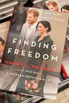 """Finding Freedom: Harry and Meghan and the Making of a Modern Royal Family"" ist am 11. August 2020 bei HarperCollins Publishers erschienen."