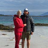 Prinzessin Mette-Marit und Prinz Haakon kann man ansehen, wie gut ihnen die Auszeit getan hat.
