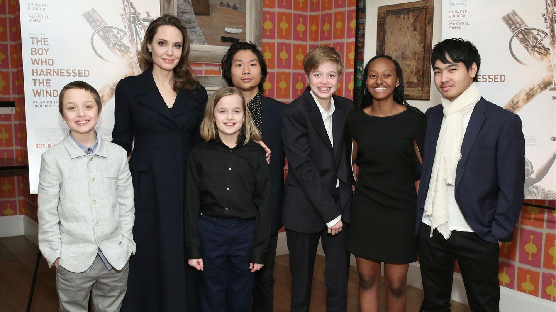 Kinder Jolie Pitt