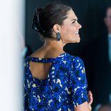 """Prinzessin Victoria mit ihren """"Ebba Brahe Duchess""""-Ohrringen"""