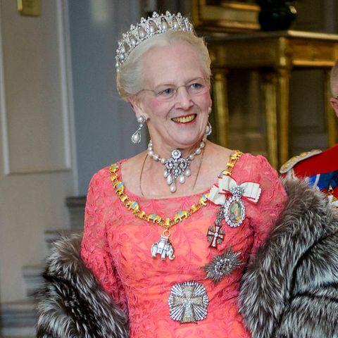 Margrethe, Königin von Dänemark, aus dem Haus Schleswig-Holstein-Sonderburg-Glücksburg (*1940)