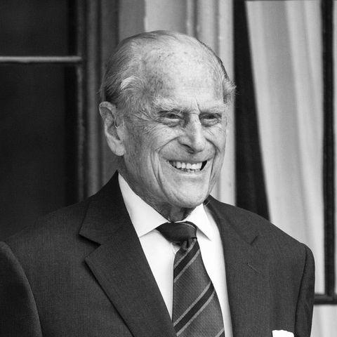 Prinz Philip Mountbatten, Duke of Edinburgh (*1921)