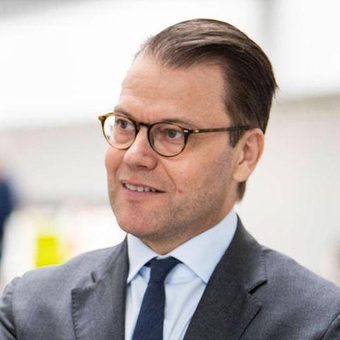 Prinz Daniel von Schweden. Mann der Kronprinzessin Victoria (*1973)