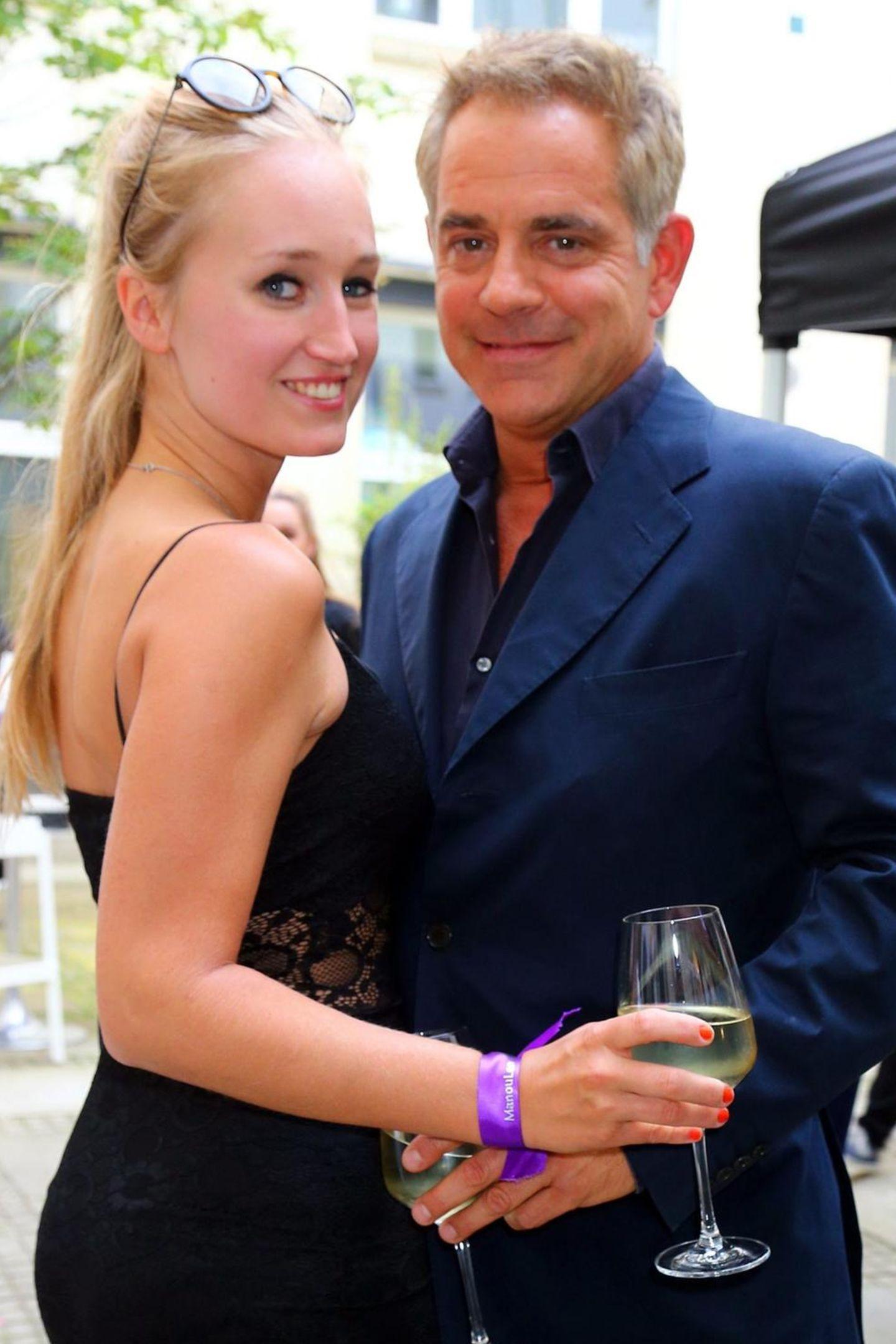 Tatjana Thinius und Florian Fitz