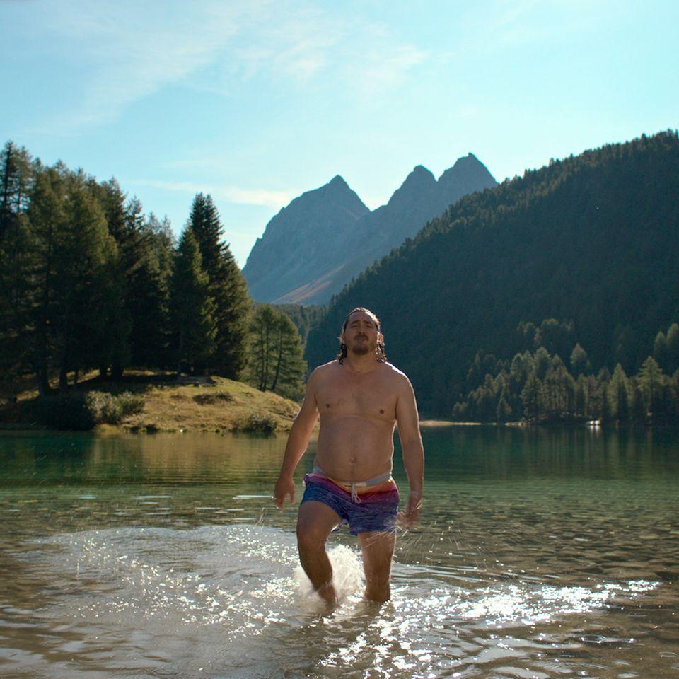 Die Schweiz lädt zum Urlauben ein.