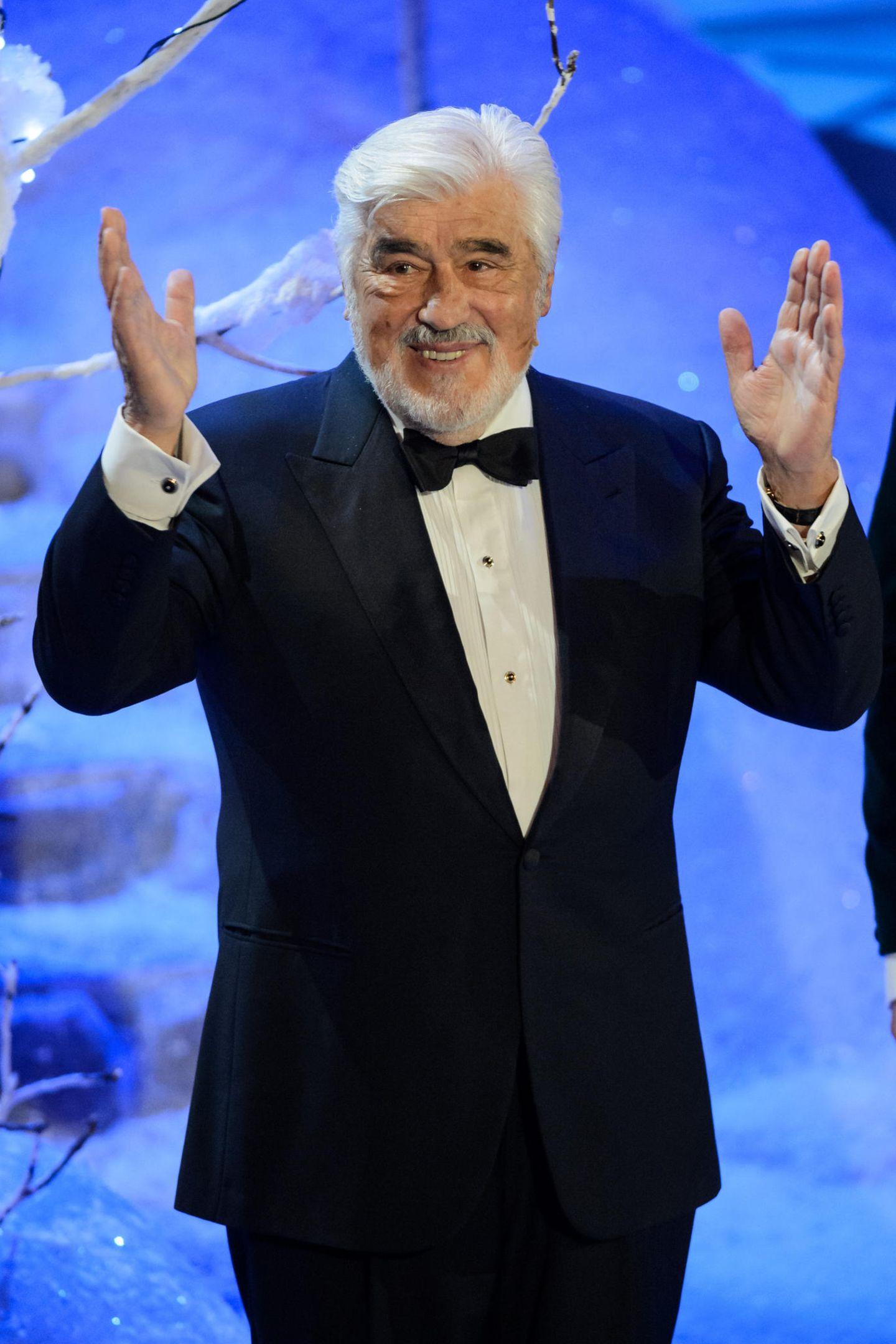 Mario Adorf Steckbrief News Bilder Gala De