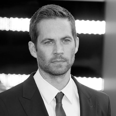 der 2013 verstorbene Paul Walker