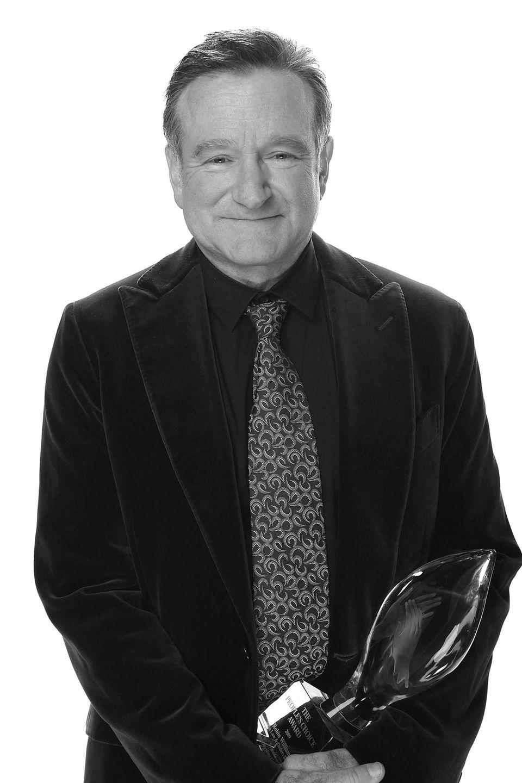 der 2014 verstorbene Robin Williams