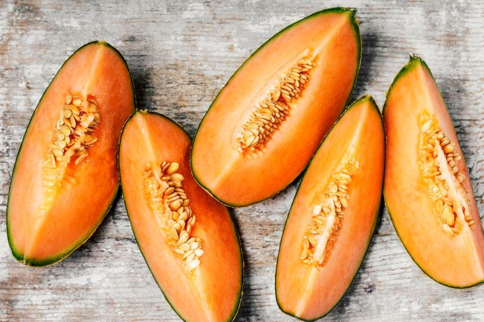 Superfood Cantaloupe-Melone