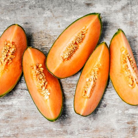 Superfood Cantaloupe-Melone