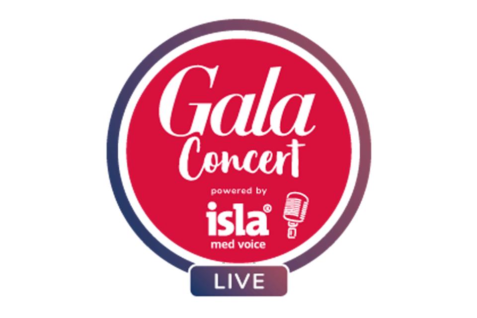 GALAund Isla Med Voice laden zu vierteiligen Konzertserie ein.