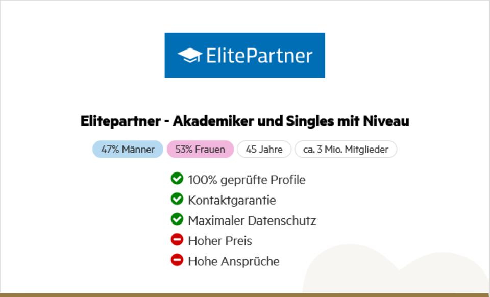 Elite partner mitglieder login