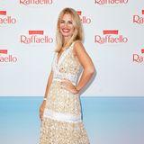 Gute Laune und Style hat auch Susan Sideropoulos zum Raffaello Summer Dinner mitgebracht.
