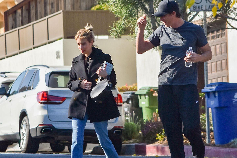 Emma Roberts und Freund Garrett Hedlund erwarten ihr erstes Kind.