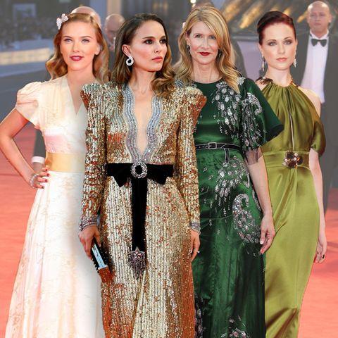 Scarlett Johansson, Natalie Portman, Laura Dern,Evan Rachel Wood