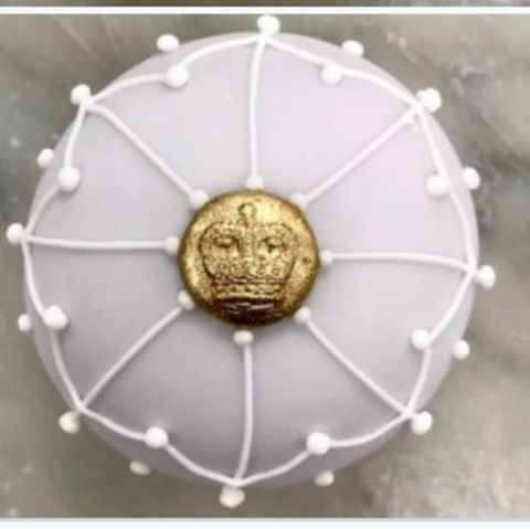 Schokoladen Cupcakes von Queen Elizabeth