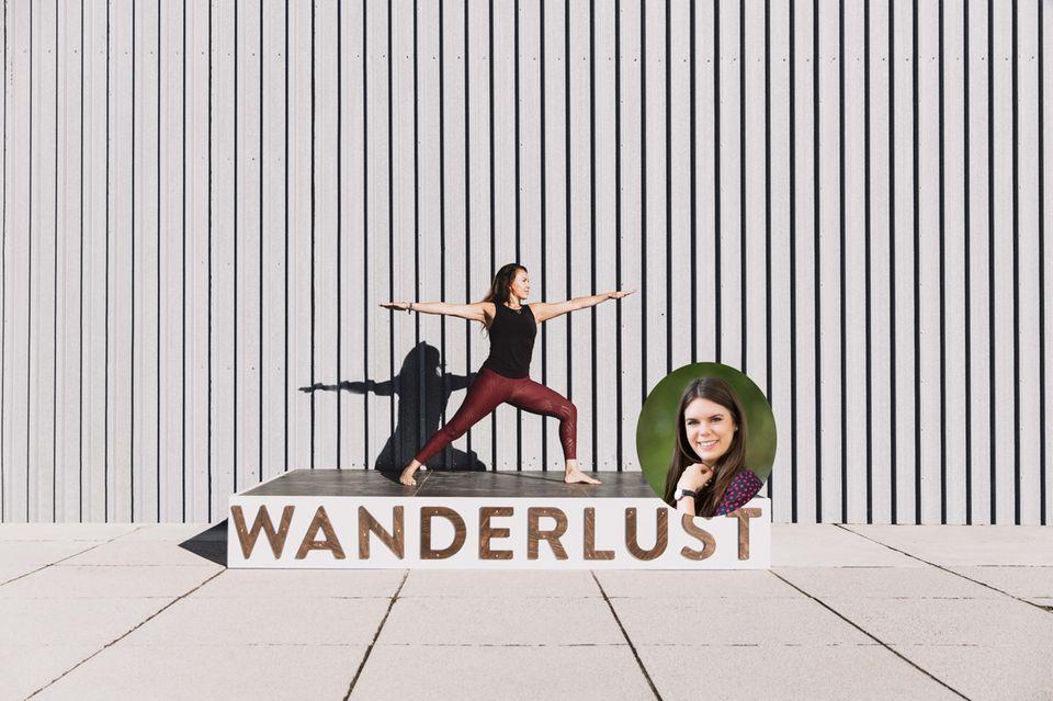 Online-Redakteurin Jessica freut sich auf das Event Wanderlust in Berlin, welchesAchtsamkeit, Nachhaltigkeit und Personal Development verbindet.