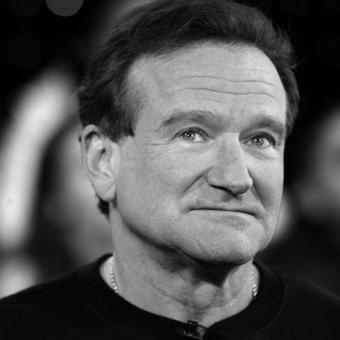 Robin Williams (†63)